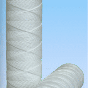 """Picture of the 20"""" x 4.5"""" string wound filter"""